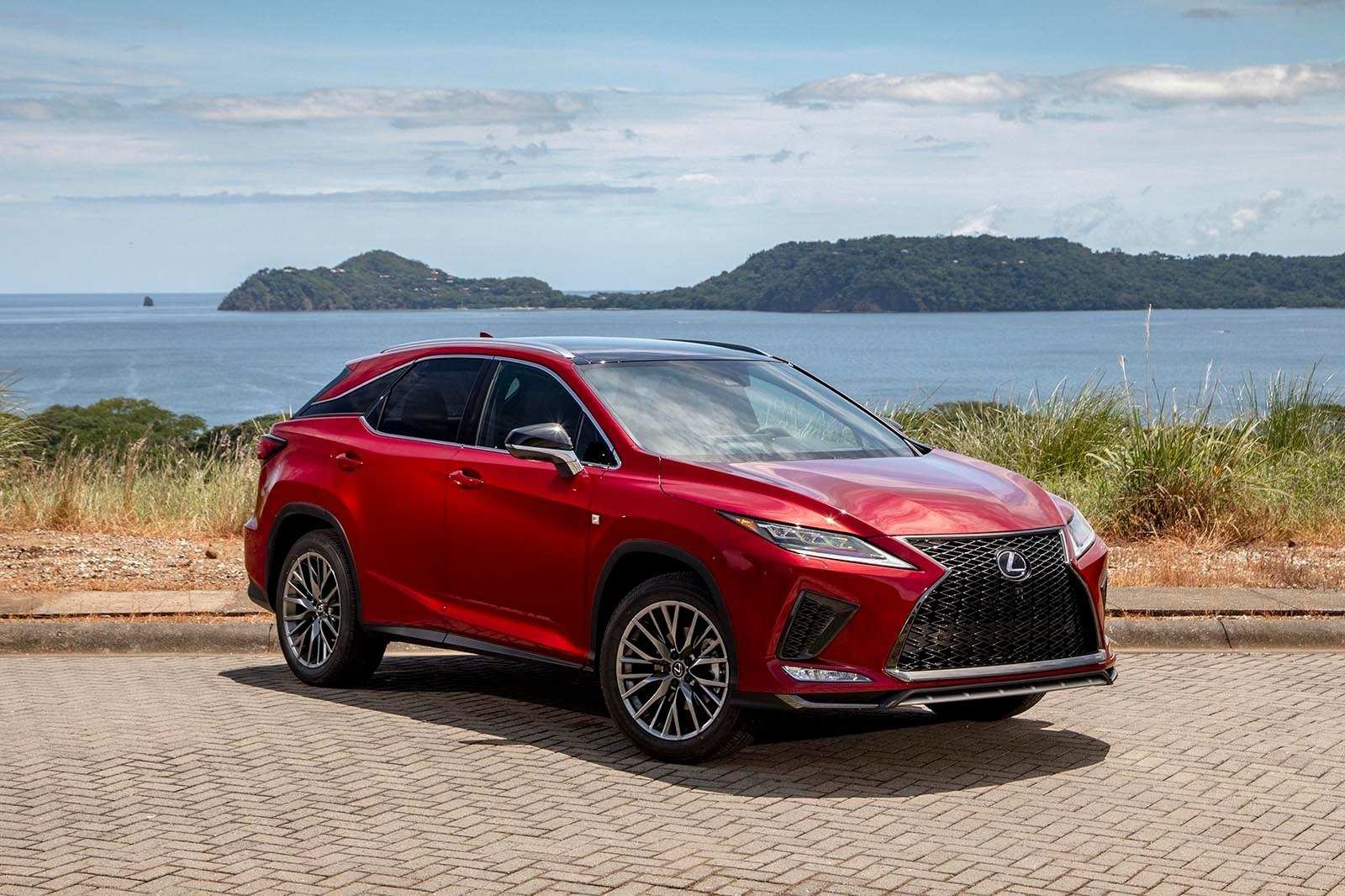 84 The 2020 Lexus Rx 350 Vs 2019 Release Date for 2020 Lexus Rx 350 Vs 2019
