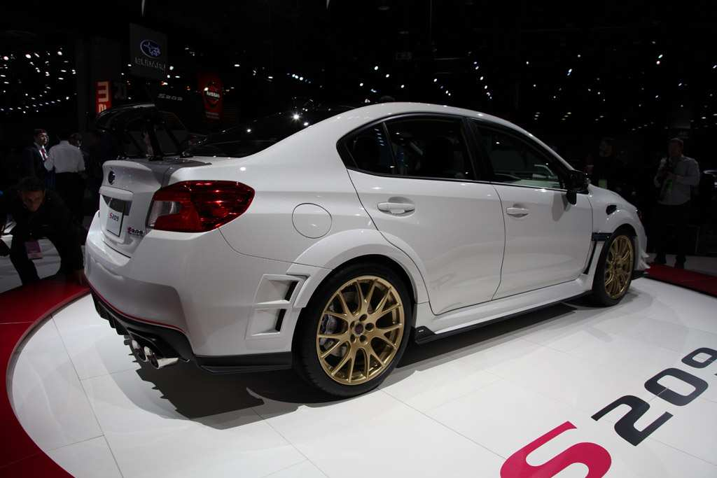 85 All New Subaru Sti 2020 Horsepower Style for Subaru Sti 2020 Horsepower