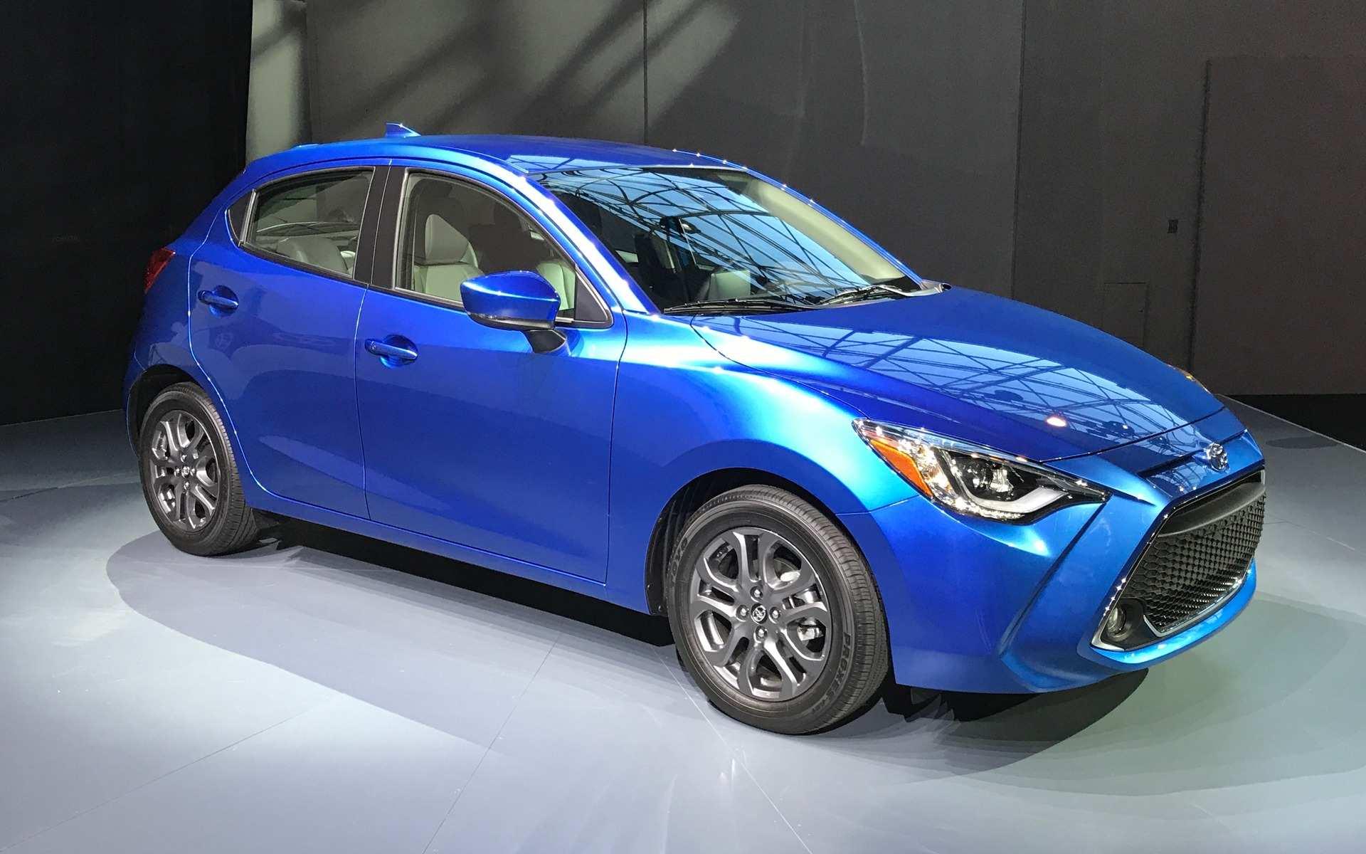 85 All New Toyota Yaris Sedan 2020 Overview with Toyota Yaris Sedan 2020