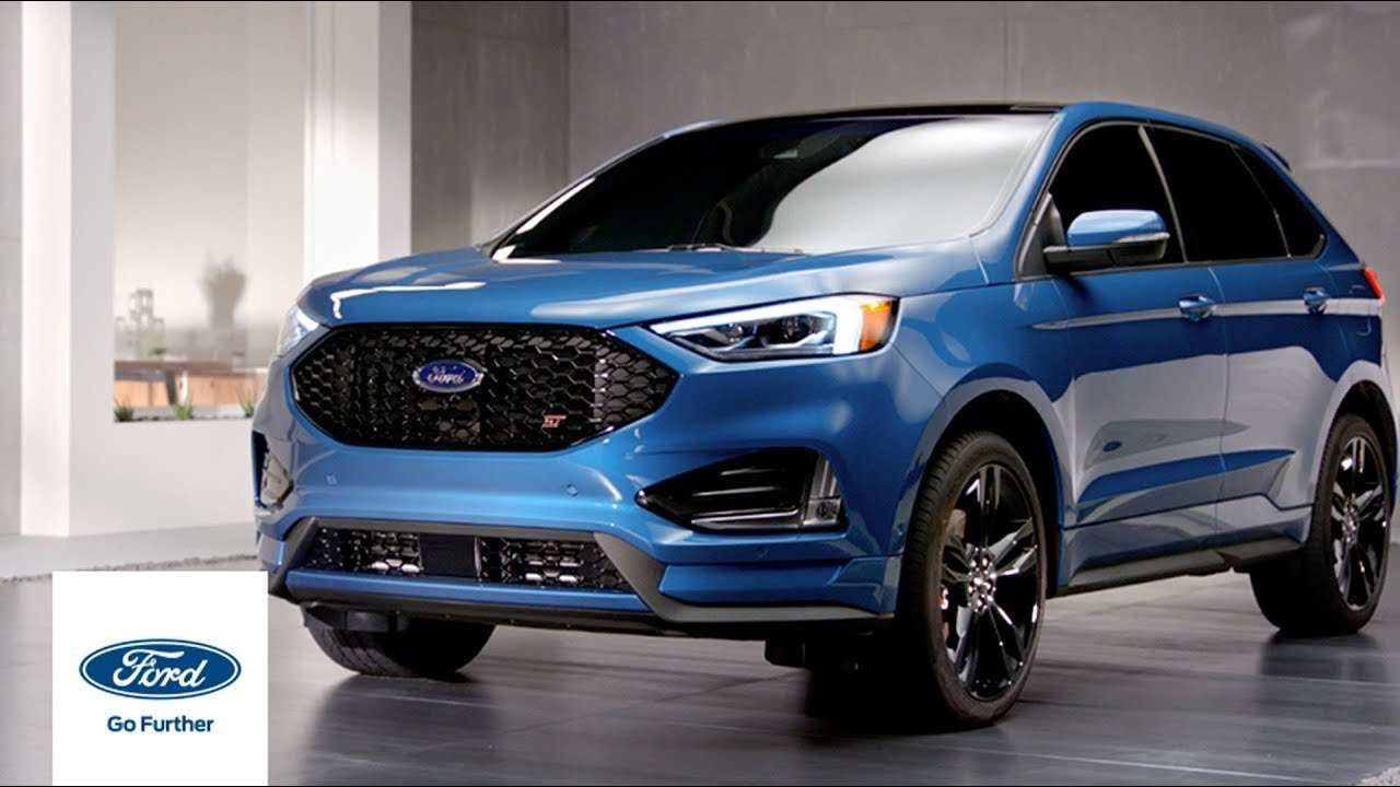 85 Best Review 2019 Ford Edge Sport New Concept for 2019 Ford Edge Sport