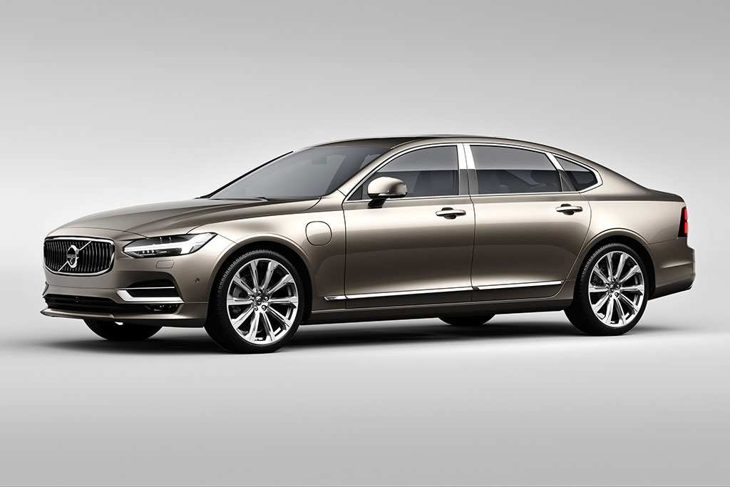 85 Best Review 2019 Volvo V90 Picture by 2019 Volvo V90