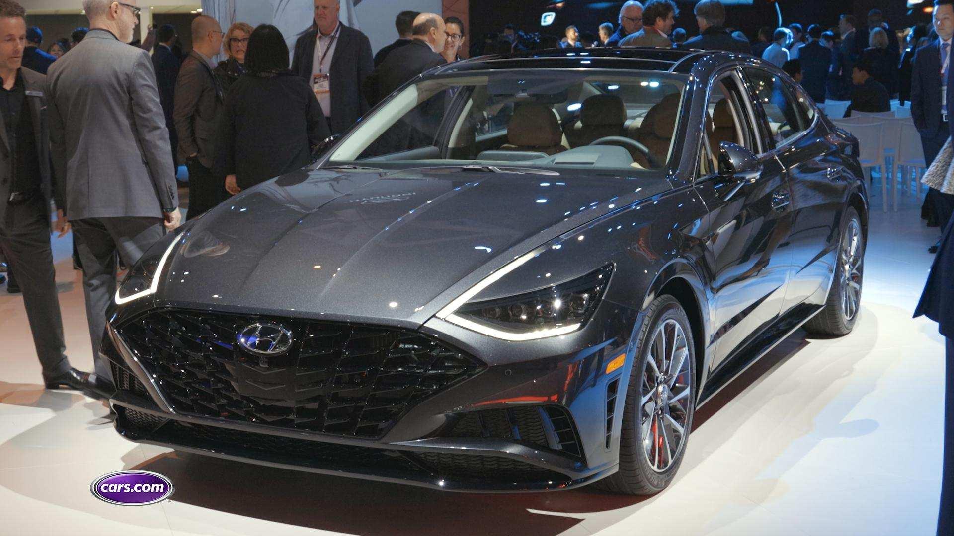 85 Best Review 2020 Hyundai Sonata Redesign Exterior by 2020 Hyundai Sonata Redesign
