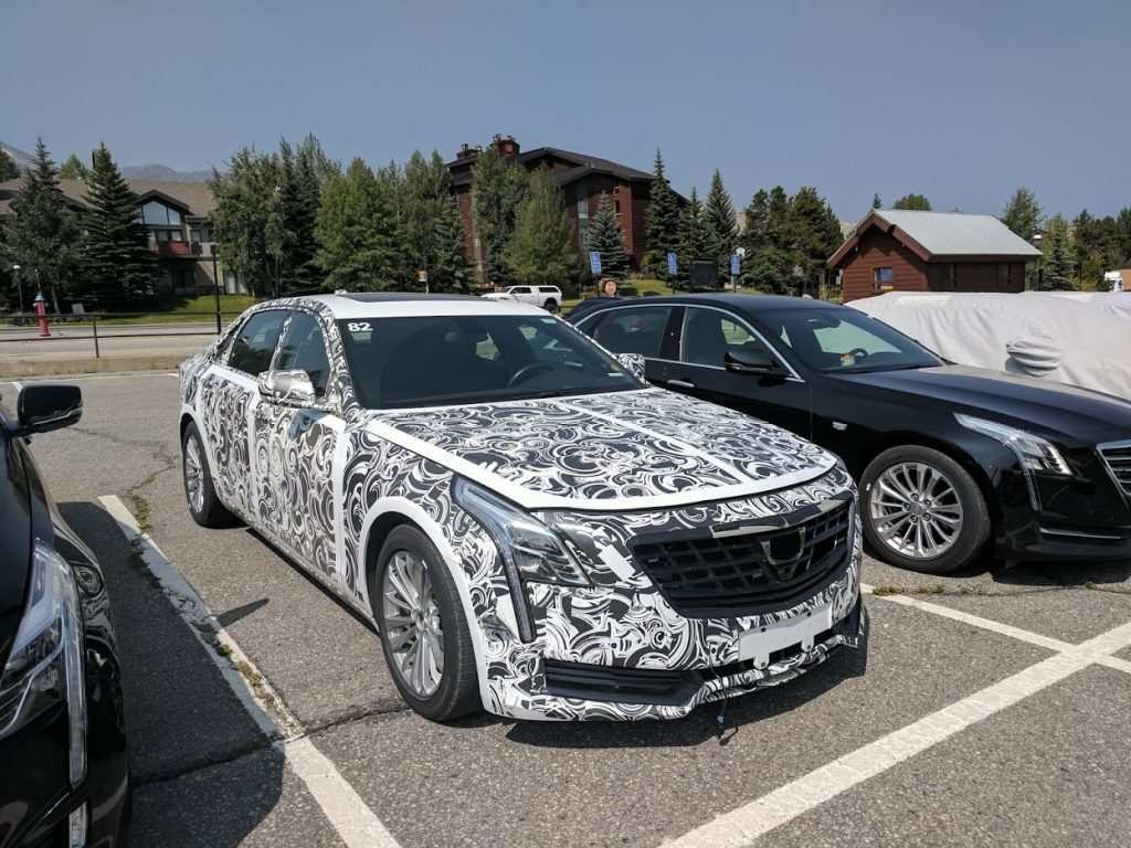 85 Concept of 2019 Cadillac Deville New Review for 2019 Cadillac Deville
