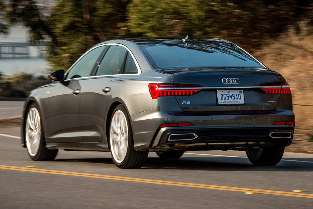 85 Concept of 2019 The Audi A6 Review for 2019 The Audi A6
