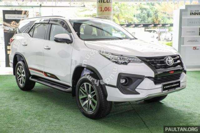 85 Concept of 2019 Toyota Fortuner Ratings for 2019 Toyota Fortuner