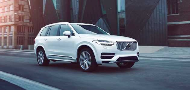 85 Gallery of 2019 Volvo V90 Release by 2019 Volvo V90