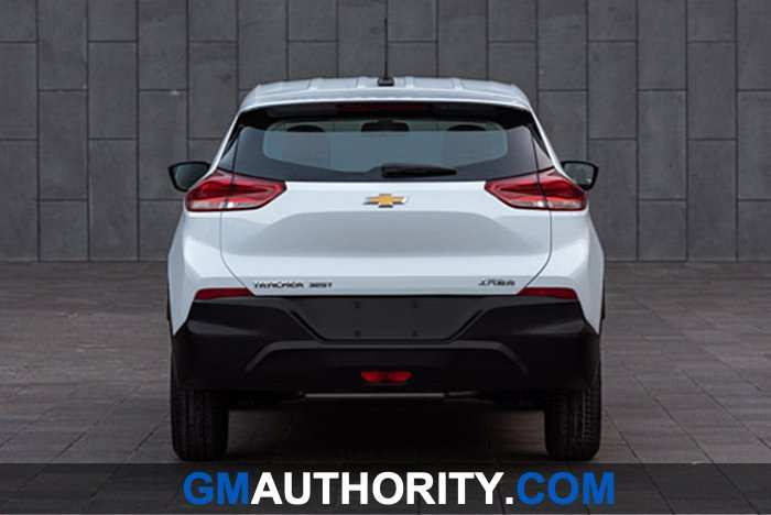 85 Gallery of Chevrolet Tracker 2020 Spesification by Chevrolet Tracker 2020
