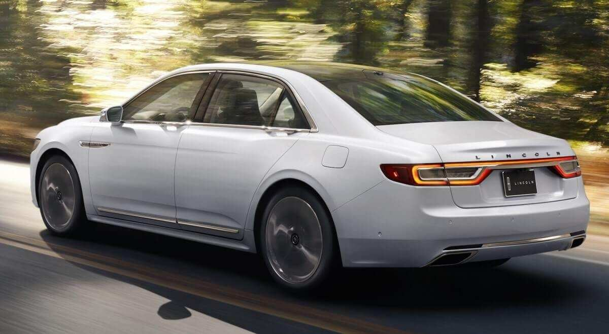 85 Great 2019 Lincoln Town Car Release Date with 2019 Lincoln Town Car