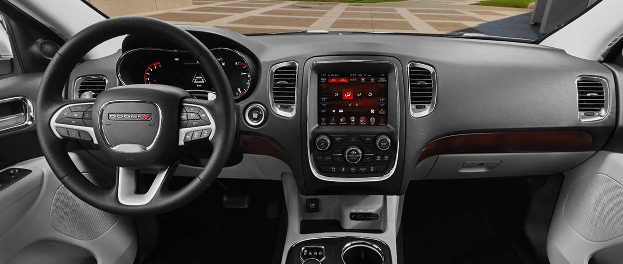 85 Great 2020 Dodge Durango Interior Style for 2020 Dodge Durango Interior