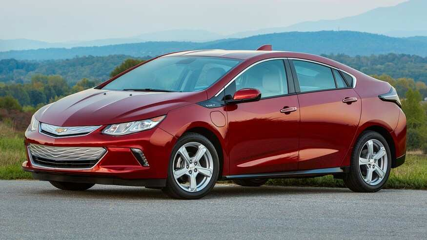 85 New 2019 Chevrolet Volt Rumors with 2019 Chevrolet Volt