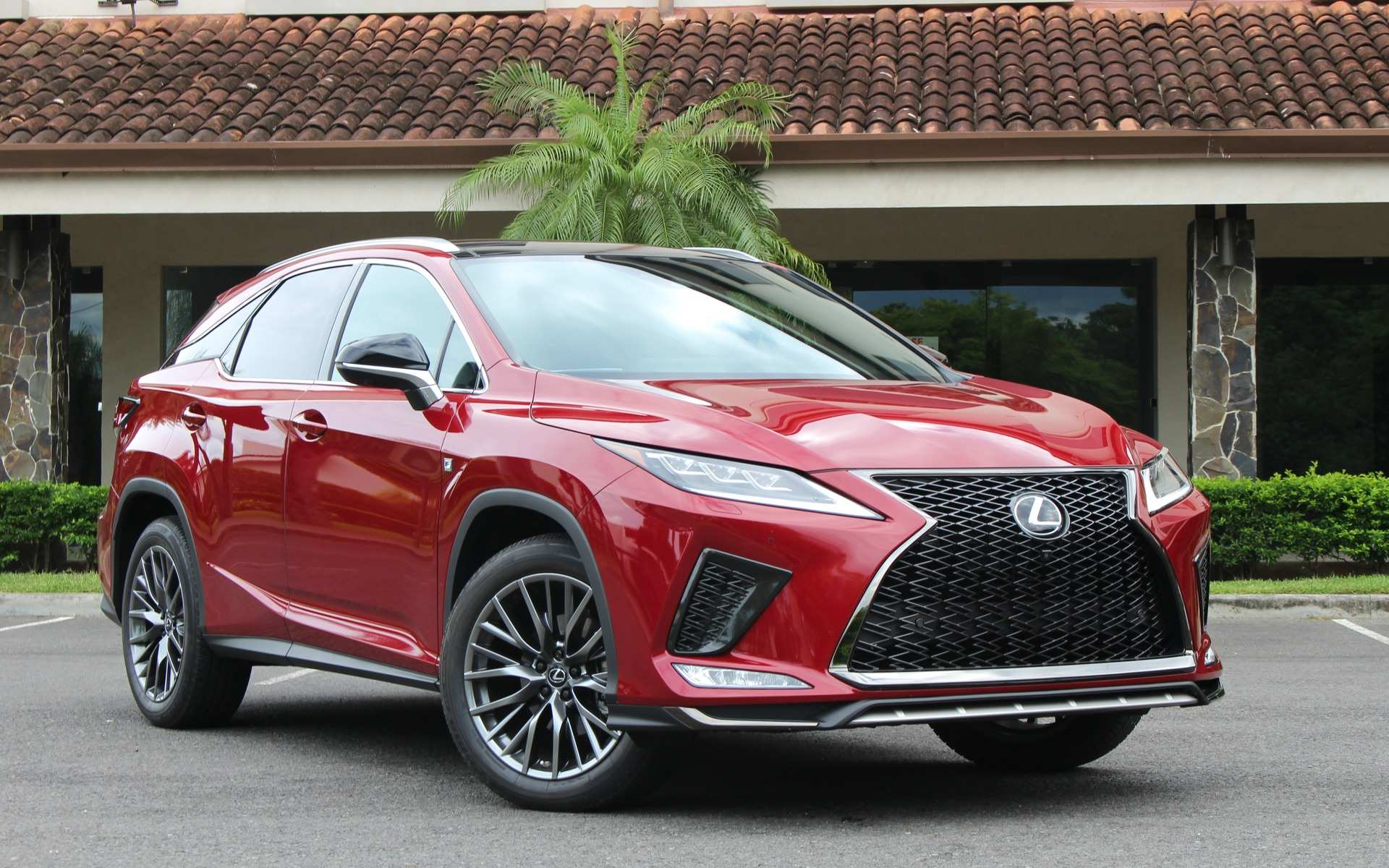 85 New Lexus Rx 350 Changes For 2020 Redesign and Concept by Lexus Rx 350 Changes For 2020