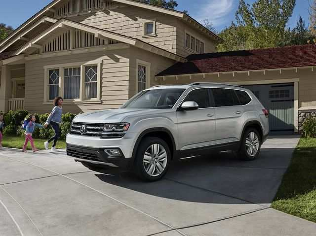 85 New Volkswagen Atlas 2020 Price Pictures for Volkswagen Atlas 2020 Price