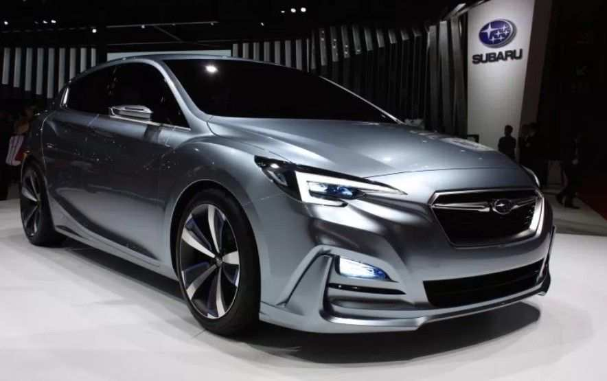 85 The Subaru Cars 2020 Redesign and Concept with Subaru Cars 2020