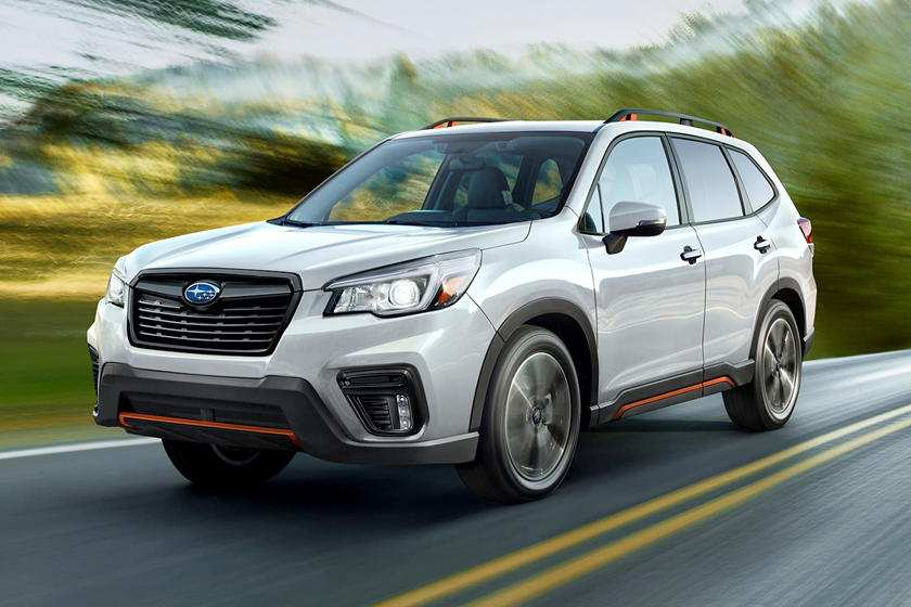 85 The Subaru Forester 2020 Review Interior for Subaru Forester 2020 Review