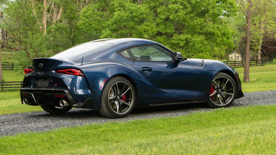 85 The Toyota Gr Supra 2020 Images with Toyota Gr Supra 2020