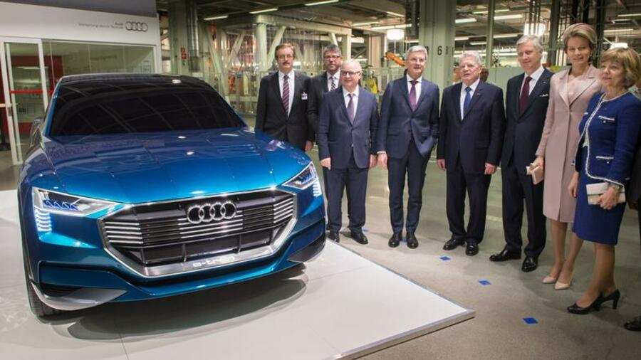 86 All New Audi Fuel Cell 2020 Exterior by Audi Fuel Cell 2020