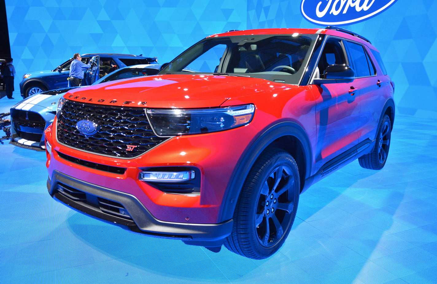 86 All New Ford Unveils The New 2020 Explorer Engine with Ford Unveils The New 2020 Explorer