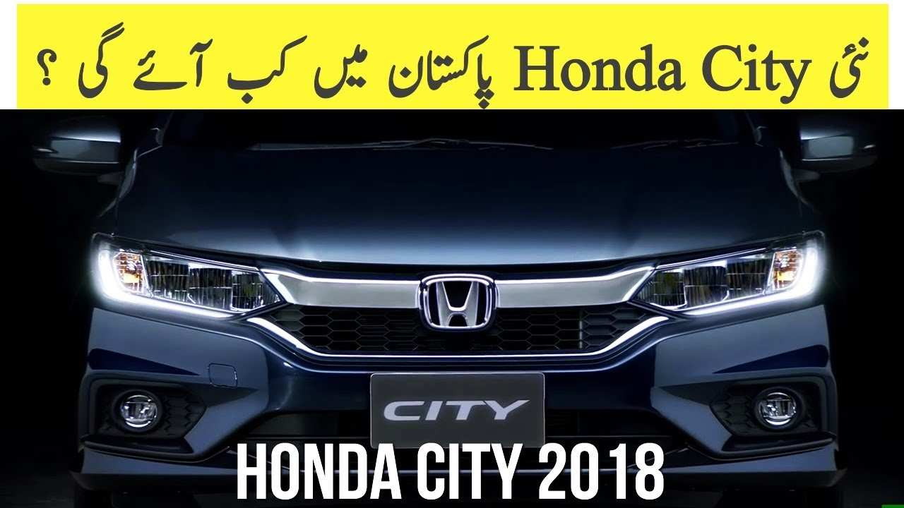 86 All New Honda City 2020 Launch Date In Pakistan Performance for Honda City 2020 Launch Date In Pakistan