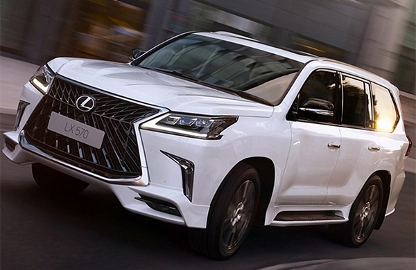 86 All New Lexus Lx 2020 Exterior and Interior by Lexus Lx 2020