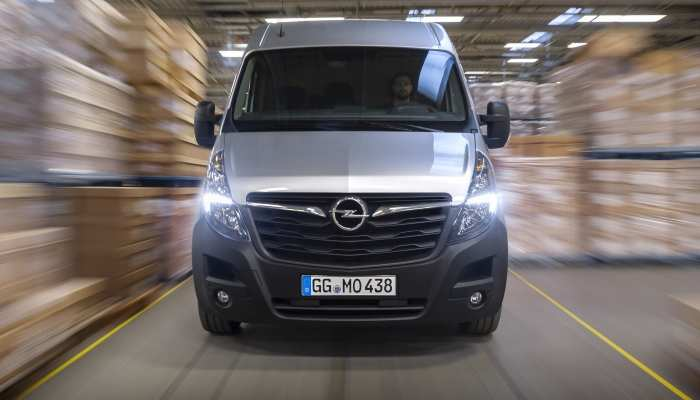 86 All New Opel Movano 2020 Redesign and Concept for Opel Movano 2020