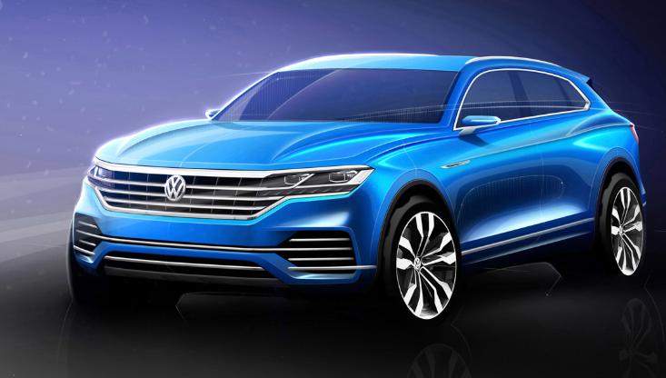 86 All New Volkswagen Touareg Hybrid 2020 Model for Volkswagen Touareg Hybrid 2020