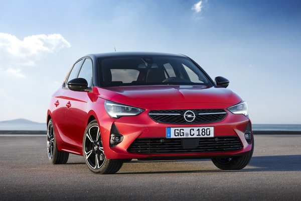 86 All New Yeni Opel Corsa 2020 Pictures for Yeni Opel Corsa 2020