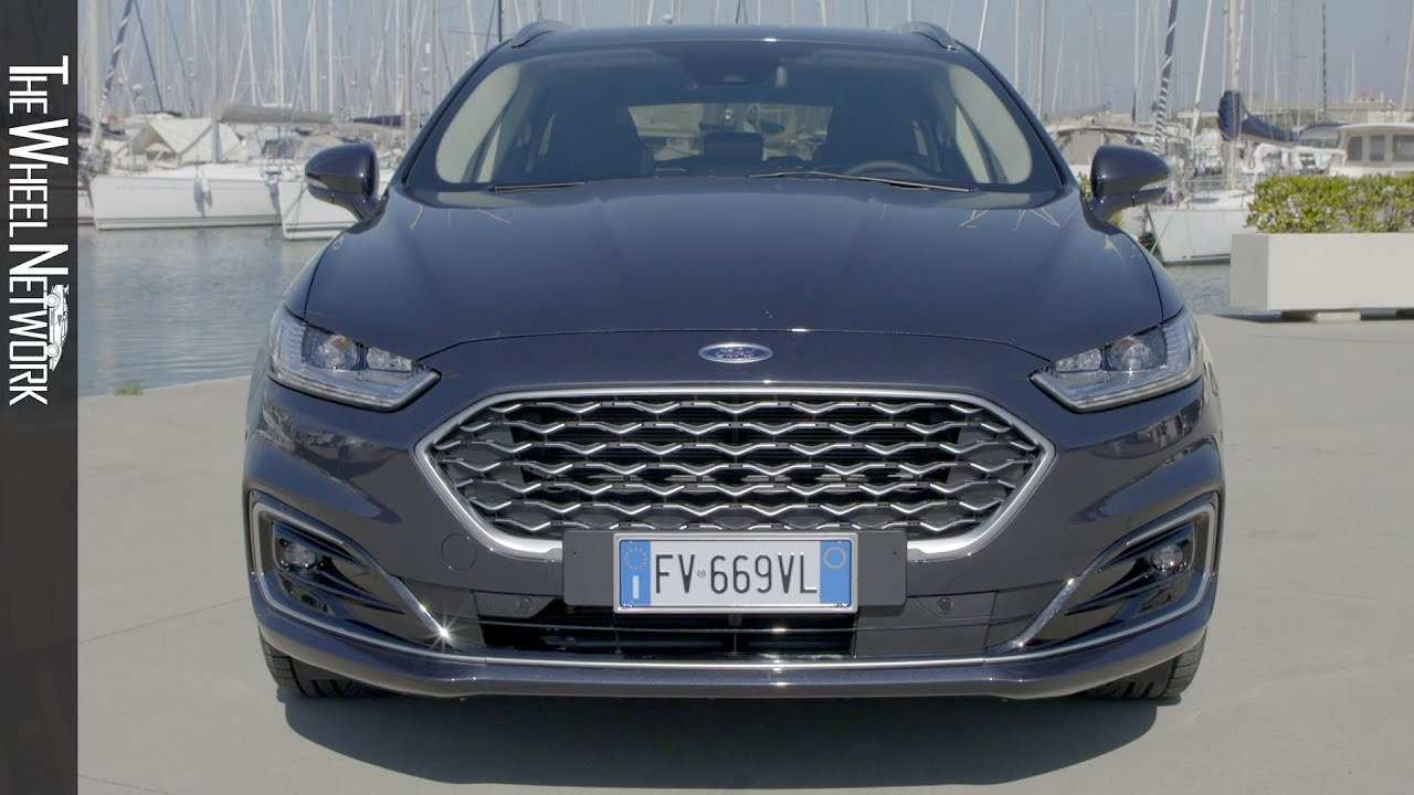 86 Concept of 2019 Ford Mondeo Vignale Release Date by 2019 Ford Mondeo Vignale