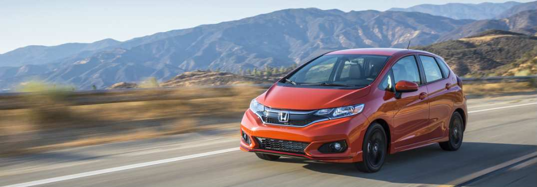 86 Concept of 2019 Honda Fit Picture for 2019 Honda Fit