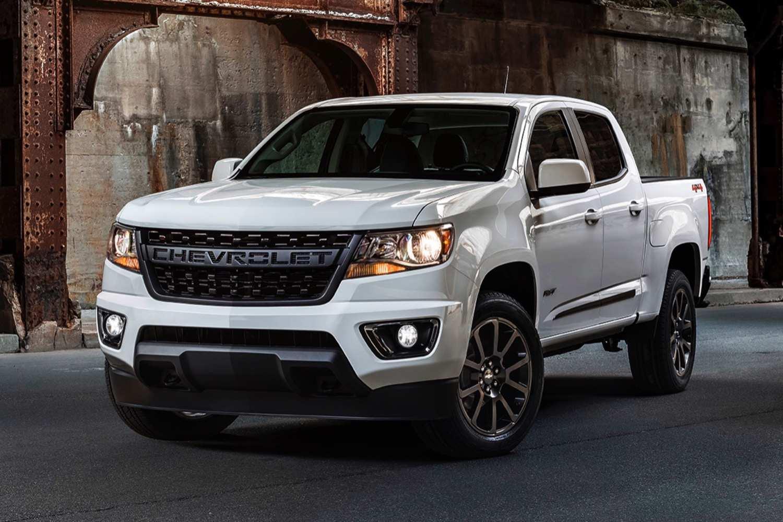 86 Concept of 2020 Chevrolet Colorado Updates Spesification by 2020 Chevrolet Colorado Updates
