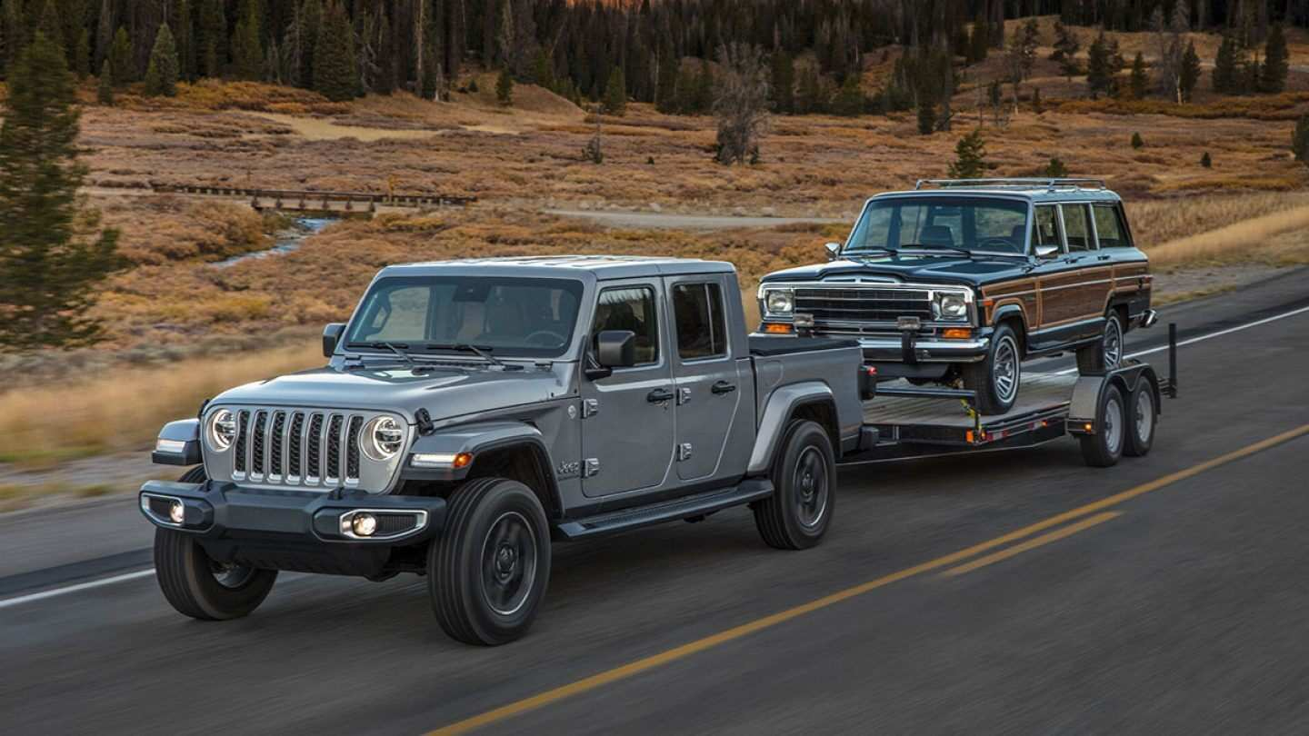 86 Gallery of 2020 Jeep Gladiator Hp Interior with 2020 Jeep Gladiator Hp