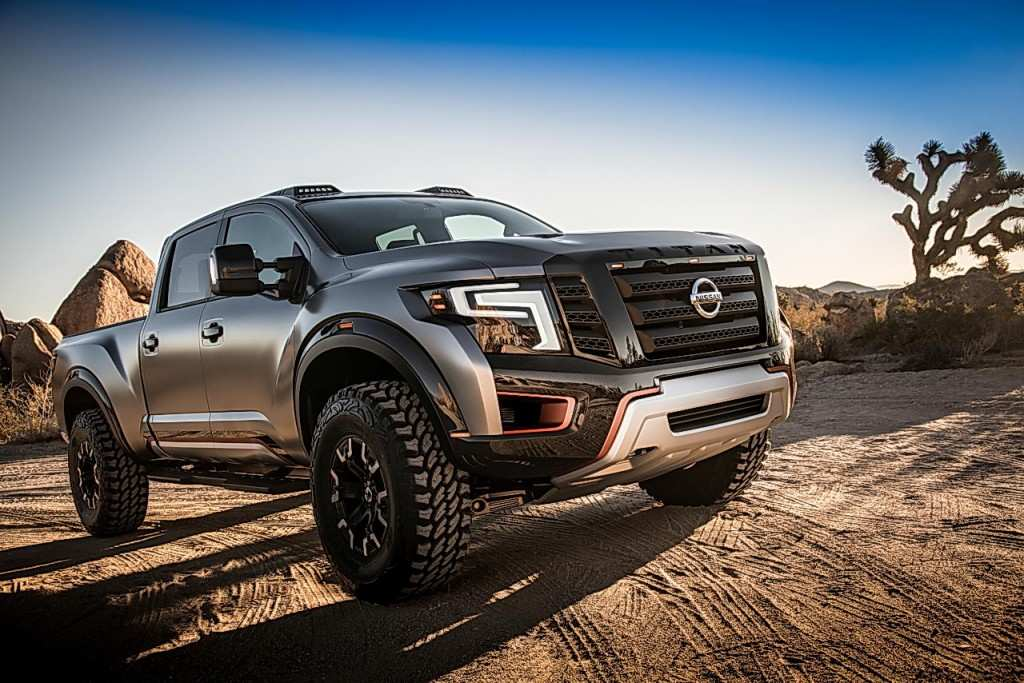 86 Gallery of Nissan Titan Warrior 2020 Specs and Review for Nissan Titan Warrior 2020