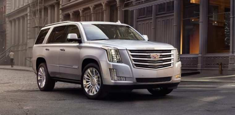86 Great 2020 Cadillac Escalade Unveiling Research New by 2020 Cadillac Escalade Unveiling