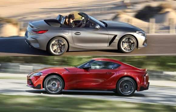 86 Great 2020 Toyota Supra Vs Bmw Z4 Exterior and Interior for 2020 Toyota Supra Vs Bmw Z4