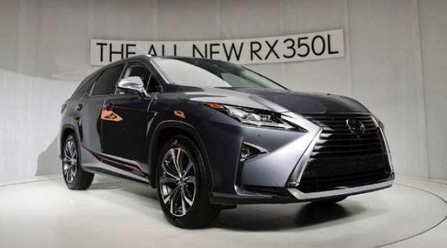 86 New 2020 Lexus Rx Release Date Specs for 2020 Lexus Rx Release Date