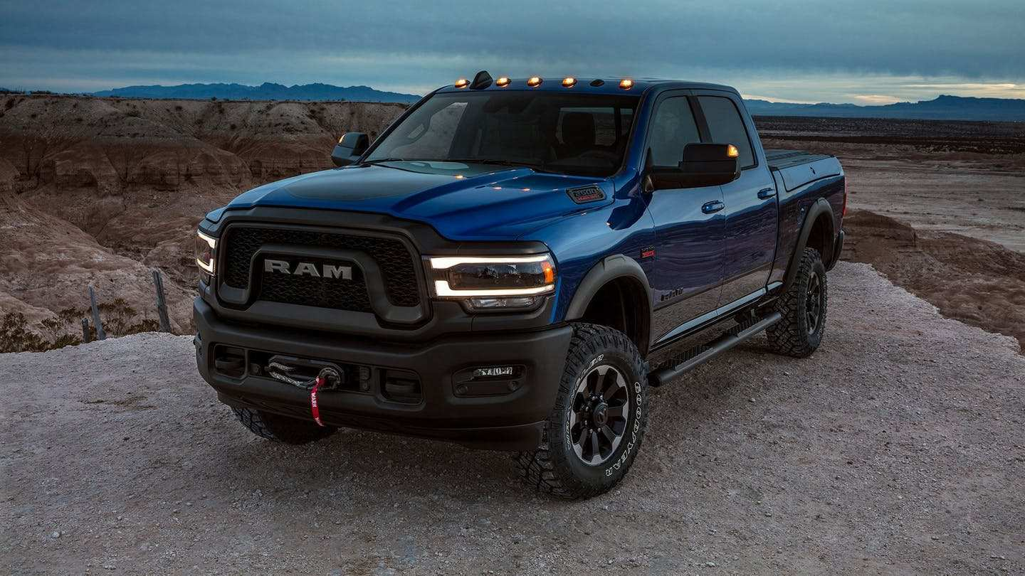 86 The 2019 Dodge Power Wagon Configurations by 2019 Dodge Power Wagon