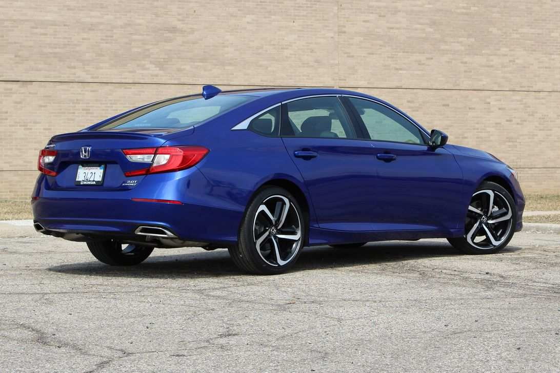86 The 2019 Honda Accord Coupe Sedan Prices with 2019 Honda Accord Coupe Sedan