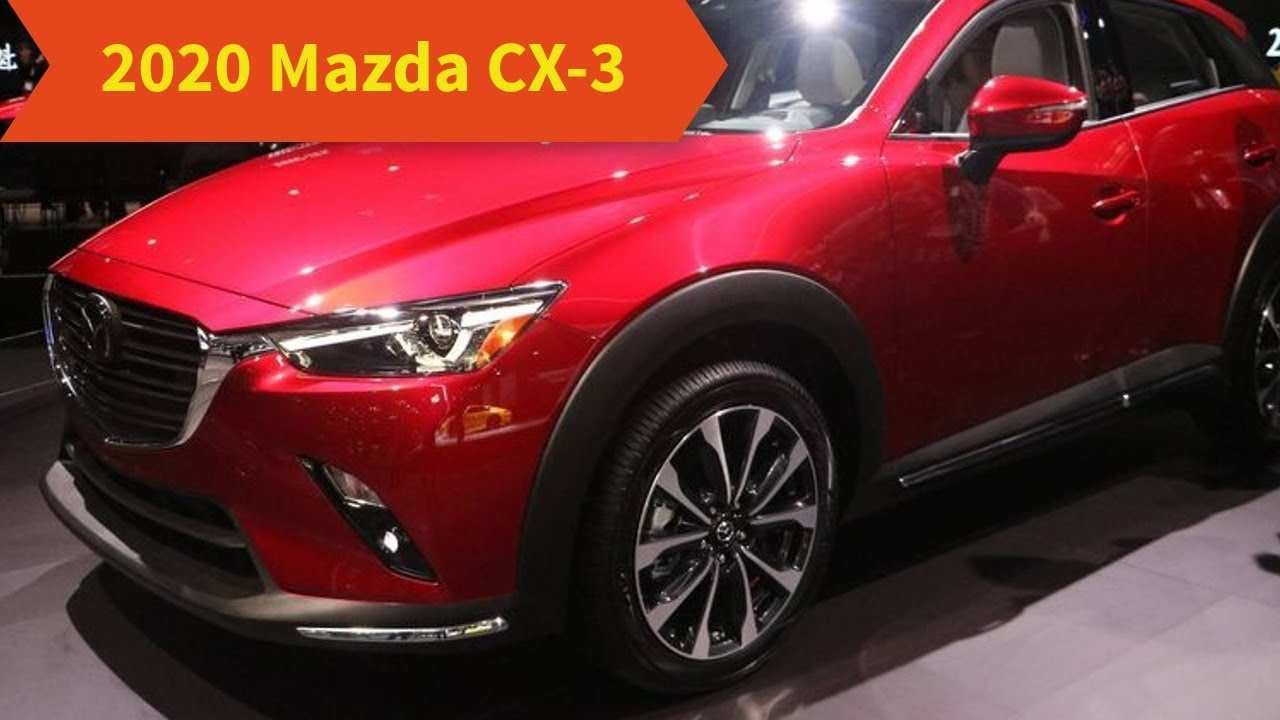 86 The Mazda X3 2020 Ratings with Mazda X3 2020