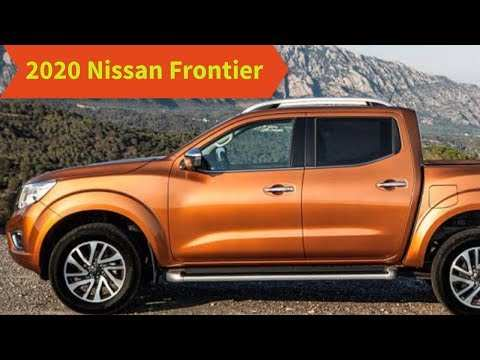86 The Nissan Frontier 2020 Specs History by Nissan Frontier 2020 Specs