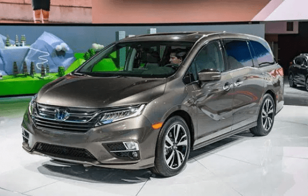 87 All New 2020 Honda Odyssey Release Date Configurations by 2020 Honda Odyssey Release Date