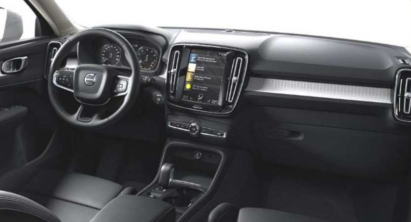 87 All New Volvo Xc40 Inscription 2020 Exterior with Volvo Xc40 Inscription 2020