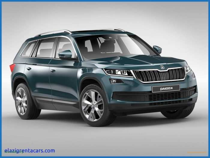 87 Concept of 2019 Skoda Snowman Full Preview Research New with 2019 Skoda Snowman Full Preview