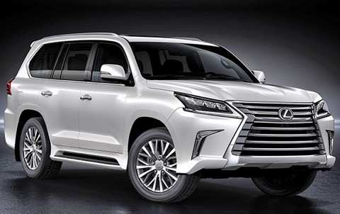 87 Concept of Lexus Lx 2020 Price and Review by Lexus Lx 2020