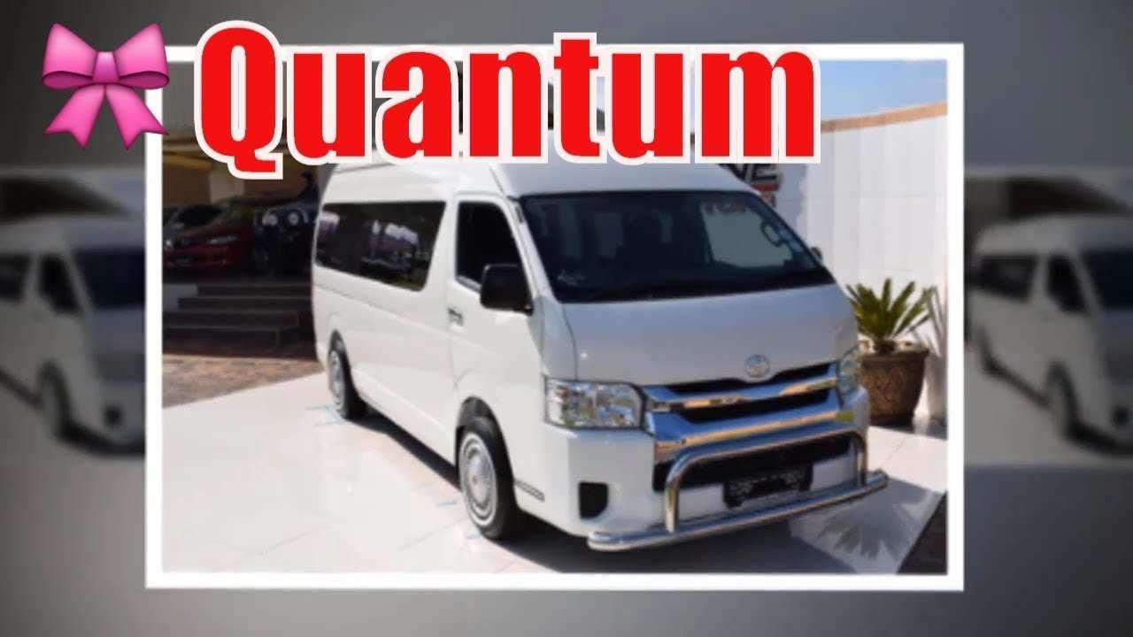 87 Concept of New Toyota Quantum 2020 Price Pricing with New Toyota Quantum 2020 Price