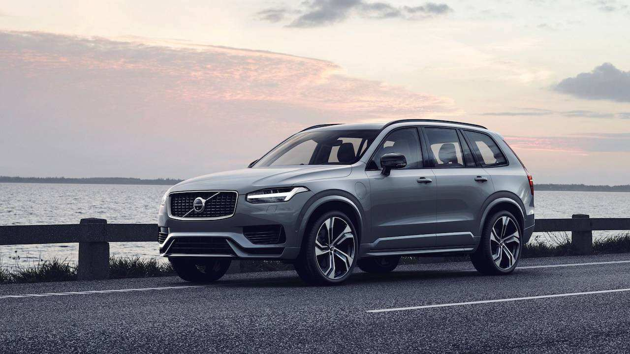 87 Concept of Volvo Xc90 Model Year 2020 Spy Shoot for Volvo Xc90 Model Year 2020