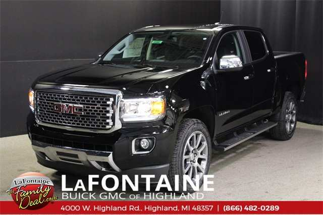 87 Gallery of 2019 Gmc Canyon Denali Configurations by 2019 Gmc Canyon Denali