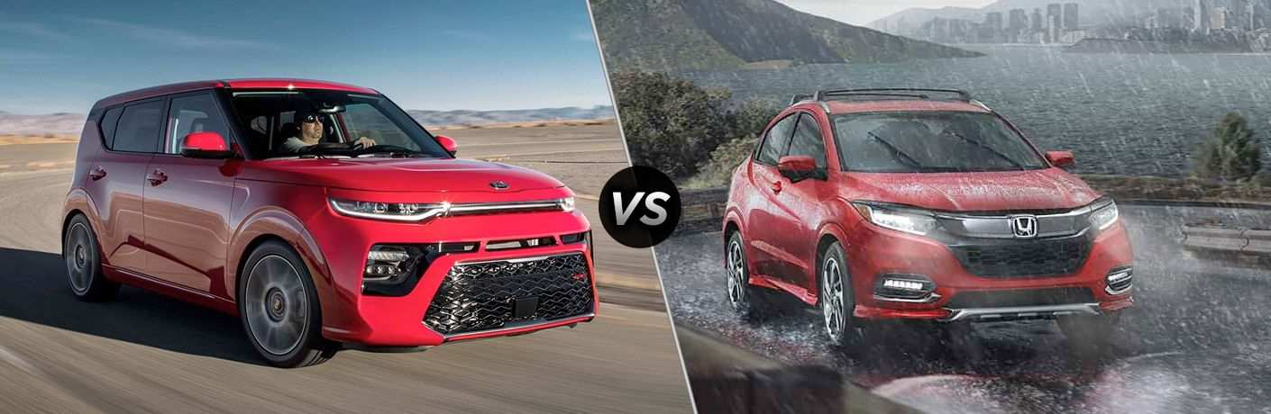 87 Gallery of 2020 Kia Soul Vs Honda Hrv Picture for 2020 Kia Soul Vs Honda Hrv
