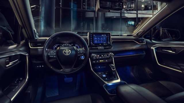 87 Gallery of Toyota Rav4 2020 Interior Speed Test with Toyota Rav4 2020 Interior