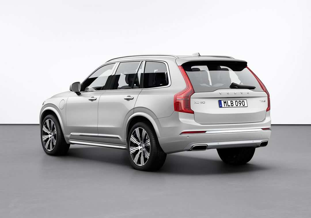 87 Gallery of When Is The 2020 Volvo Xc90 Coming Out Redesign and Concept with When Is The 2020 Volvo Xc90 Coming Out