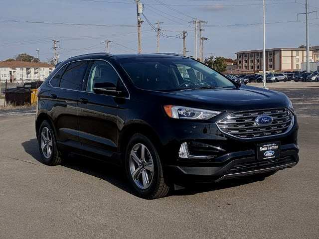 87 Great 2019 Ford Edge Sport Performance and New Engine with 2019 Ford Edge Sport