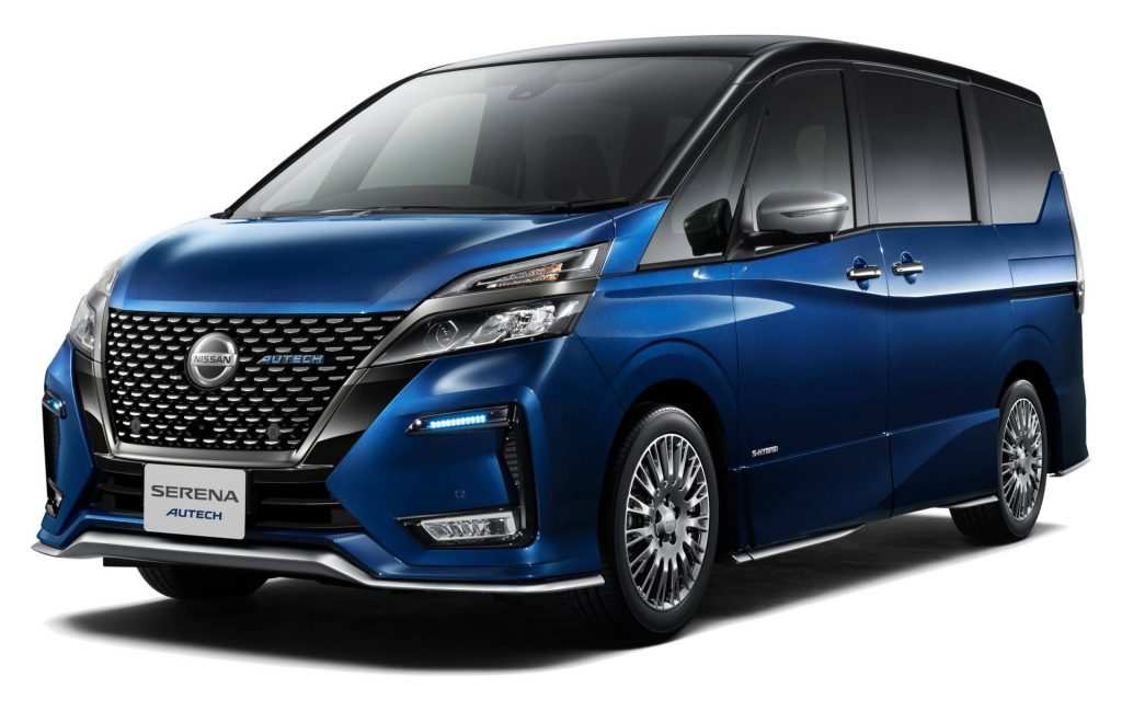 87 Great Nissan Serena 2020 Review for Nissan Serena 2020